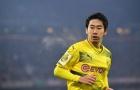 Shinji Kagawa trước cơ hội trở lại Premier League