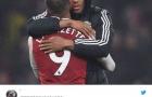 Fan Arsenal thi nhau mời gọi Martial đến Emirates