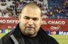 Siêu thủ môn Chilavert ví trọng tài như mafia