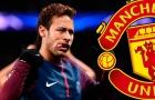 Báo Tây Ban Nha: Mơ Neymar, Man United duyệt chi 400 triệu euro