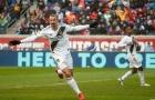 Ibrahimovic ghi bàn giúp La Galaxy đánh bại đội bóng của Schweinsteiger
