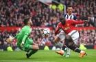5 điểm nhấn Man United 0-1 West Brom: Đá dở lại còn 'đen'