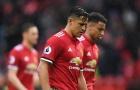 Chấm điểm Man United sau trận West Brom: Hơn nửa dưới 5