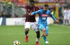Highlights: AC Milan 0-0 Napoli (Vòng 32 Serie A)