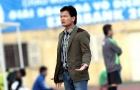 HLV Nguyễn Văn Sỹ ước Nam Định có thêm... 1 điểm