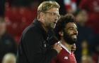 Klopp thừa nhận muốn giảm sự phụ thuộc vào Salah