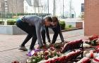 Klopp và học trò buồn man mác tưởng niệm thảm họa Hillsborough '89