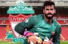 Liverpool hứng 'gáo nước lạnh' về vụ chiêu mộ Alisson