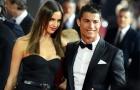 Ronaldo 'rầu lòng' vì chuyện tình dang dở với Irina Shayk