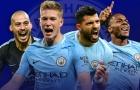 Sau vòng 34 Premier League: Sắc xanh phủ khắp nước Anh