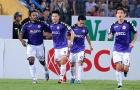 Tổng hợp vòng 5 V-League 2018: Hà Nội FC vô đối, HAGL lại thua tan nát