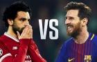 Cuộc chiến Chiếc giày vàng châu Âu: Messi vs 'Messi Ai Cập'