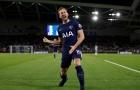 Chấm điểm Tottenham: Kane nổ súng vẫn thua xa một người