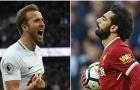 Kém 4 bàn, liệu Kane có vượt mặt Salah?