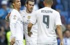 Khi bộ ba BBC chỉ còn lại Ronaldo