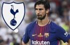 Spurs nhắm 'người thừa' Barca để thay thế Dembele