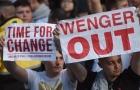 'Cuối cùng ngày Wenger rời Arsenal cũng đã đến...'