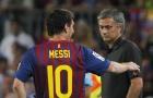 Góc nhìn: Chính Messi là người đã khiến Mourinho lâm vào hoàn cảnh này?