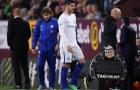 HLV Conte: Morata tức giận với cậu ấy, không phải với tôi