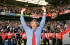 Sự nghiệp vĩ đại của Arsene Wenger qua những con số
