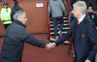 Xúc động với chia sẻ HLV Mourinho gửi đến Arsene Wenger