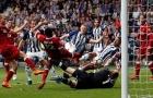 5 điểm nhấn West Brom 2-2 Liverpool: Chủ nhà quật cường, Salah sánh ngang tiền bối