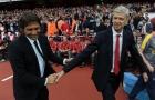 Antonio Conte: Wenger xứng đáng được thế giới bóng đá tôn trọng