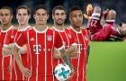 Góc Bayern: 5 cái tên đủ sức thay Vidal ở đại chiến với Real Madrid