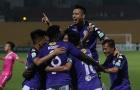 """Hà Nội FC chia điểm trước """"người cũ"""" Sài Gòn"""