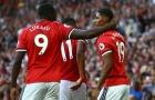 Hạ Tottenham, Lukaku tuyên chiến Man City