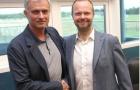 Hé lộ thông điệp Ed Woodward gửi đến Jose Mourinho