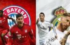 5 lý do để tin Bayern Munich sẽ đánh bại Real Madrid ở bán kết Champions League