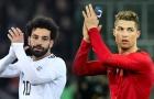 Salah 'tuyên chiến' với kỷ lục của Ronaldo