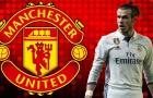 Gia nhập Man United, Bale tiếp quản áo số 10 của Ibrahimovic