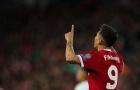 Roberto Firmino và những cầu thủ ghi 10 bàn thắng nhanh nhất tại Champions League