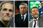Conte, Enrique và những HLV có khả năng nhảy việc cao nhất châu Âu