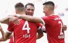 Highlights: Bayern 4-1 Frankfurt (Vòng 32 Bundesliga)