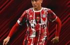 Chuyển động Bayern: Vung tiền phục hận