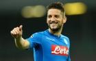 Man Utd 'móc hầu bao' 25 triệu bảng mua soái ca Napoli