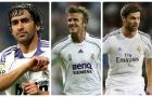 Real Madrid và những 'ông tiên năm 2000'