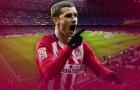Chủ tịch Barca xác nhận có đàm phán với Antoine Griezmann