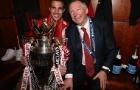 3 cầu thủ may mắn từng được Sir Alex lẫn Arsene Wenger dẫn dắt