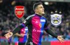 Arsenal cạnh tranh với Huddersfield vì sao chạy cánh Basel