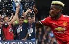 Bản tin BongDa ngày 9/5 | PSG có thêm cúp, Pogba xuất sắc nhất Man United