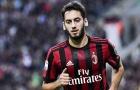 """Calhanoglu: """"Nhạc trưởng"""" đích thực của AC Milan"""
