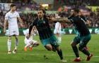 Thắng tối thiểu Swansea, 99% Southampton TRỤ HẠNG thành công