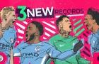 Man City 3-1 Brighton: Nhà vô địch của những kỷ lục