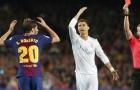 SỐC: Bị treo giò 4 trận, sao Barca ám chỉ trọng tài là.. con chó