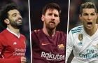 Chiếc giày Vàng châu Âu: Lợi thế thuộc về Messi, Ronaldo ngoài cuộc