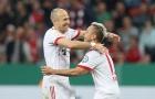 Chuyển động Bayern: CHÍNH THỨC trói chân 2 trụ cột
